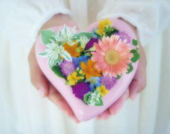 「ココロに花を咲かせましょう」舘 弘美(東京都)