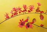 「マンサクの花」西田佳記(長崎県)
