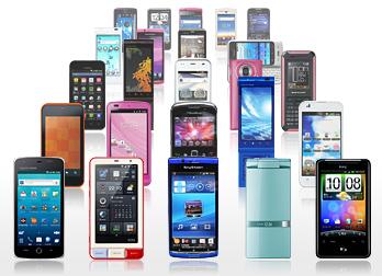 「たくさんのスマートフォン」の画像検索結果
